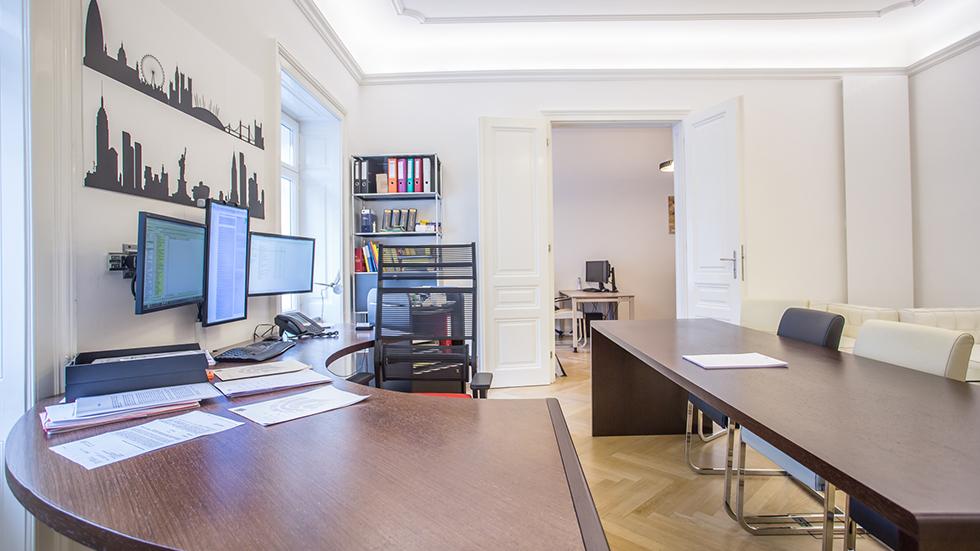 Steuerberater Wien Roman Gregorig / die Kanzlei